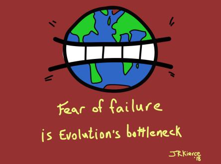 evolutionsbottleneck